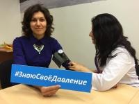 Акции к Всемирному дню борьбы с артериальной гипертонией прошли в Великом Новгороде и области