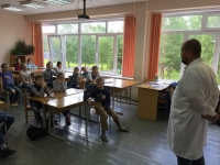 Школьный лагерь - территория здоровья