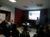 Волонтеры общественного движения «Любимый город» приобщились к теме ЗОЖ