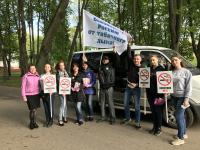 Новгородская область традиционно присоединилась к мероприятиям Всемирного дня без табака