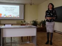 Центр медицинской профилактики организовал рабочую сессию для новгородских педагогов